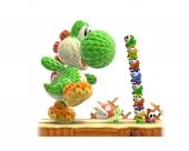 Het vertrappen van vijanden met <a href = https://www.mariowii-u.nl/Wii-U-spel-info.php?t=Wollen_Mega-Yoshi_-_Yoshis_Woolly_World_series>Mega-Yoshi</a> blijft natuurlijk het leukst!