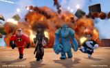 Speel als allerlei bekende Disneypersonages!