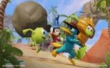 Een stille herinnering dat Disney de rechten voor Indiana Jones heeft, maar hij niet in het spel zit...