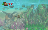 Wat velen misten in DKC Returns is nu terug van weggeweest: je kunt weer een duik nemen met de Kongs!