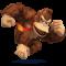Afbeelding voor amiibo Donkey Kong Nr 4 - Super Smash Bros series
