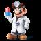 Afbeelding voor amiibo Dr Mario Nr 42 - Super Smash Bros series