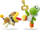 Afbeelding voor amiibo Green Yarn Yoshi - Yoshis Woolly World series