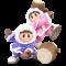 Afbeelding voor amiibo Ice Climbers Nr 68 - Super Smash Bros series