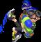 Afbeelding voor amiibo Inkling Boy - Splatoon series