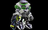 Het Mech-kostuum kun je alleen krijgen door de missies van deze Amiibo uit te spelen!