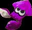 Afbeelding voor amiibo Inkling Squid Purple - Splatoon series
