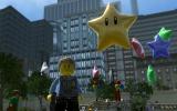 Zoals je op dit plaatje kunt zien zitten er veel leuke Nintendo verwijzingen in dit spel.