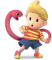 Afbeelding voor amiibo Lucas Nr 53 - Super Smash Bros series