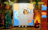 Deze game heeft ook allerlei minigames, zoals deze schuifpuzzel.