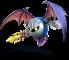 Afbeelding voor amiibo Meta Knight Nr 29 - Super Smash Bros series