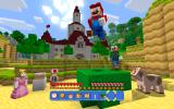 De <a href = http://www.mariowii-u.nl>Wii U</a> Edition bevat exclusief content zoals dit Mario-universum.