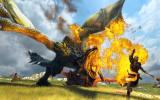 Speel tegen de meest creatieve monsters, zoals... oké, dit is gewoon een draak!