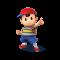 Afbeelding voor amiibo Ness Nr 34 - Super Smash Bros series