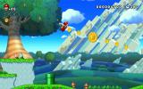 Met de Super Acorn (eikel) verandert Mario in Eekhoorn Mario, waardoor hij korte tijd kan vliegen.