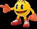 Afbeelding voor amiibo Pac-Man Nr 35 - Super Smash Bros series