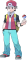 Afbeelding voor amiibo Pokemon Trainer Nr 74 - Super Smash Bros series