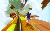 Veel levels doen volgens velen denken aan die van Super Mario Galaxy.