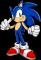 Afbeelding voor amiibo Sonic Nr 26 - Super Smash Bros series