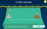 In de 10 Mario Challenge speel je 8 levels uit met 10 levens. Kun jij de 100 Mario Challenge ook aan?