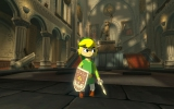 Verken duistere kerkers met de kleine dappere held Link.
