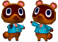 Afbeelding voor amiibo Timmy and Tommy - Animal Crossing Collection