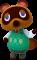 Afbeelding voor amiibo Tom Nook - Animal Crossing Collection