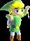 Afbeelding voor amiibo Toon Link The Wind Waker - The Legend of Zelda Collection