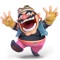 Afbeelding voor amiibo Wario Nr 32 - Super Smash Bros series
