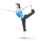 Afbeelding voor amiibo Wii Fit Trainer Nr 8 - Super Smash Bros series