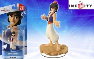Aladdin - Disney Infinity 2.0: Afbeelding met speelbare characters