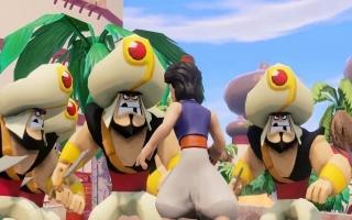 Aladdin - Disney Infinity 20: Screenshot