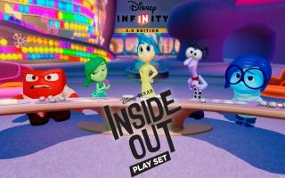Anger komt uit de Pixar-animatiefilm Inside Out (Binnenstebuiten in het Nederlands).