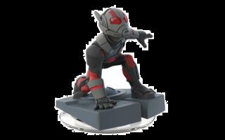 De onderplaat van Ant-Man is een schroef, daaraan kan je meteen zijn kracht zien!