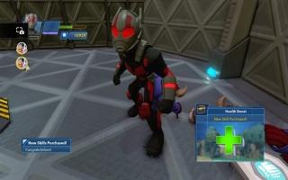 Ant-man is klaar voor de strijd!