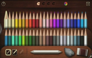 Aan kleuren geen gebrek!