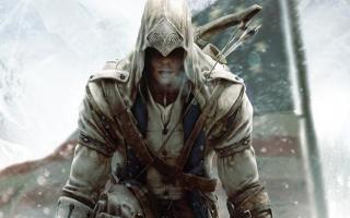 Connor Kenway is het personage dat je het grootste deel van het spel onder de knoppen hebt.