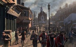 In het spel kom je een aantal grote steden tegen waar veel te beleven valt.