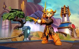 Aurora - Skylanders Imaginators Sensei: Screenshot