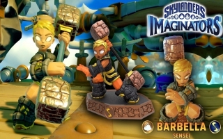 Barbella - Skylanders Imaginators Sensei: Screenshot