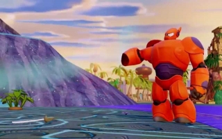 Baymax - Disney Infinity 2.0: Afbeelding met speelbare characters