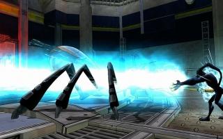 Wow, wat een straal! De Final Smash van Samus is er niets bij...