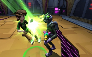 <a href = https://www.mariowii-u.nl/Wii-U-spel-info.php?t=Ben_10_Omniverse>Ben 10</a> hoeft niet in een alien te veranderen om zijn mannetje te staan...