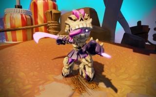Bone Bash Roller Brawl - Skylanders SuperChargers Character: Screenshot