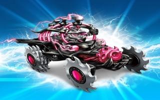 afbeeldingen voor Bone Bash Roller Brawl - Skylanders SuperChargers Character