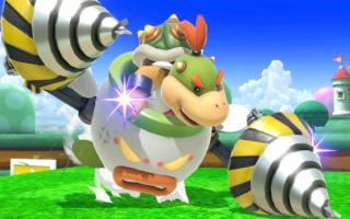 Bowser Jr. keert terug voor Super Smash Bros. Ultimate.