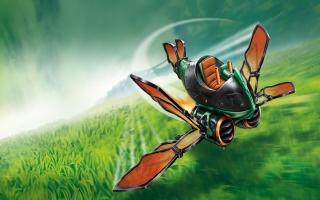 Buzz Wing - Skylanders SuperChargers Luchtvoertuig plaatjes
