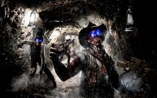 Natuurlijk is er ook weer een zombiemodus...