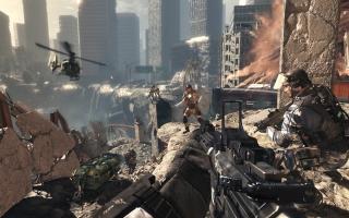 Eén van de grootste vernieuwingen is dat maps veranderingen ondergaan door acties van spelers.