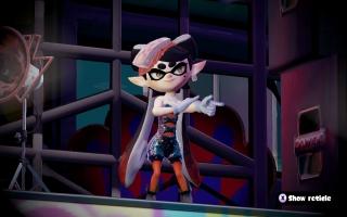 Callie's splatfest optreden in <a href = https://www.mariowii-u.nl/Wii-U-spel-info.php?t=Splatoon>Splatoon</a> kan je herbeleven met deze amiibo.